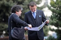 Oleg Makara - Vít Bárta - delivery VIP Ticket to flihgt SS44s