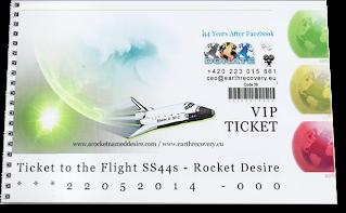 Ticket to flight