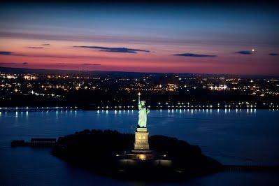 Statuete Liberty New York