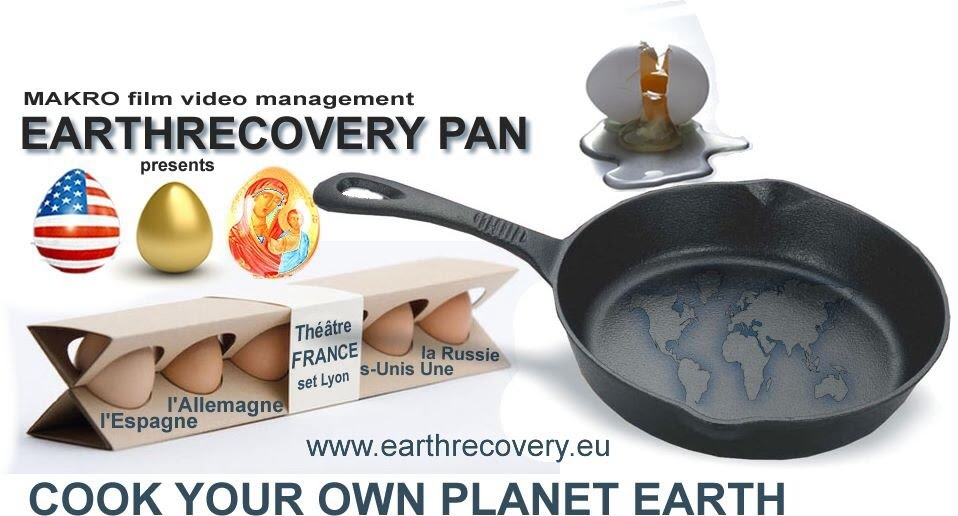 Cook your own planet Earth