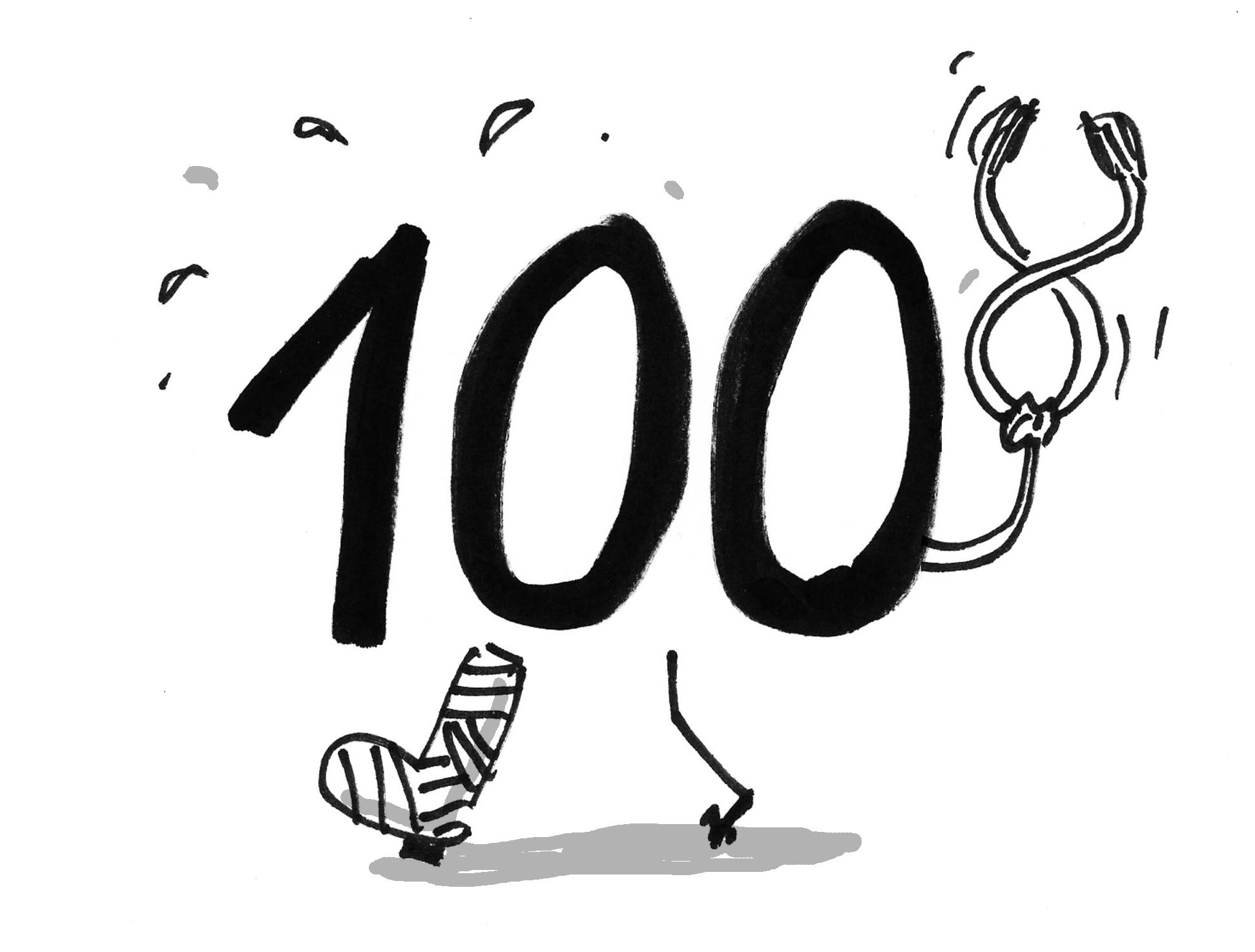 100ročnica