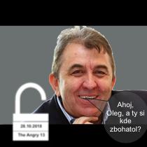 Hi, Oleg, where did you become rich?!