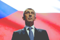 Andrej Babiš on Wikipedia