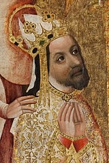 Karol I as Bohemian KIng