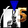 V5 Blue wedge!