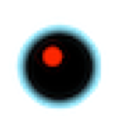 Red Black Hole